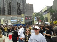Tailgating NO SAINTS Style!