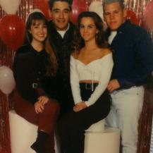 Random HS Dance Picture 1992