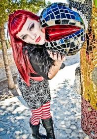 Felina Vie at Queen Califia's Magical Circle