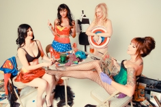 Super Hero Strip Poker