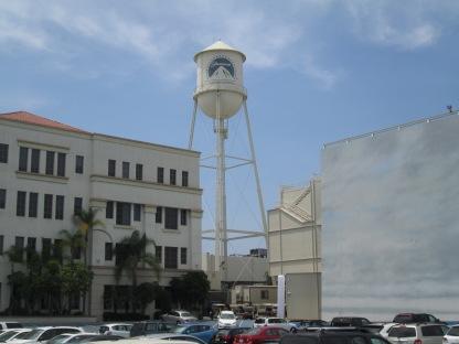 Paramount Studios!