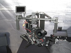 EPIC on a Movii Rig