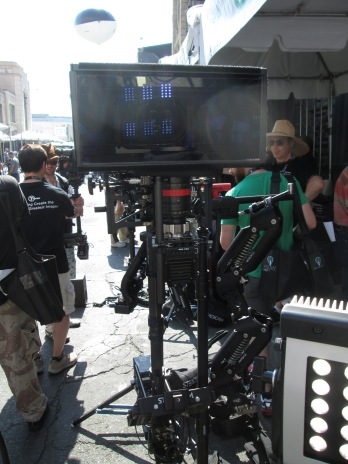 3D Steadicam with EPIC-X Cameras