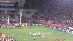 The Game Winning Field goal!