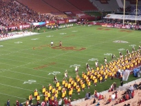 The Trojan Marching Band