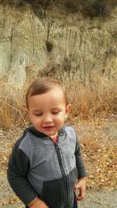 Diego hiking 1