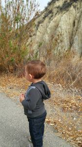 Diego hiking 2