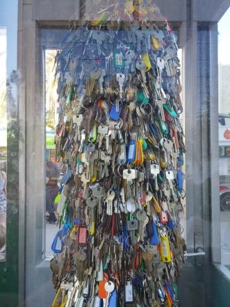 Berlin Wall Keys