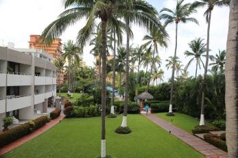 We stayed at the Inn at Mazatlan.